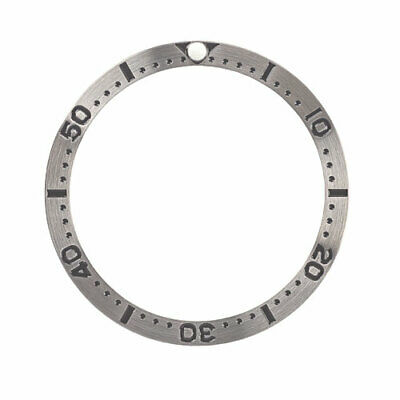 $ CDN23.75 • Buy BRUSHED STEEL BEZEL INSERT FOR SEIKO SKX Watches - SKX007, 009, 011