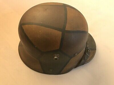 WW1 GERMAN M16 Helmet Camo Film Prop • 55£