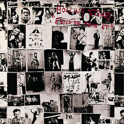 £6.95 • Buy ROLLING STONES - 'Exile On Main St. ' Album Cover - Poster Wall Art Reproduction