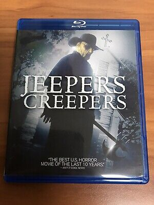 $6 • Buy Jeepers Creepers (Blu-ray Disc, 2012)