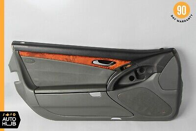 $373.80 • Buy 03-06 Mercedes R230 SL55 AMG SL500 Left Driver Side Interior Door Panel OEM