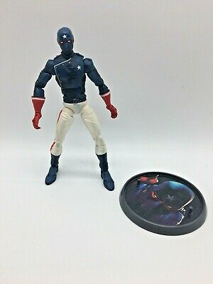 $12.99 • Buy Marvel Legends PATRIOT Young Avengers 6  Figure Toy Biz 2006 With Stand