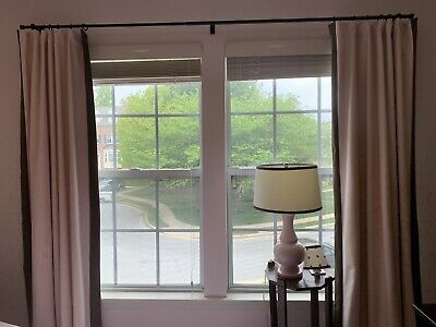 $40 • Buy Restoration Hardware Baby & Child Curtains And Decor