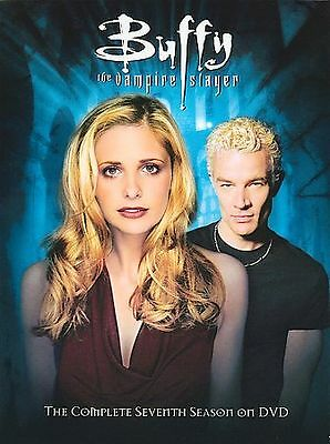 $16.49 • Buy BUFFY THE VAMPIRE SLAYER - Season 7 (DVD, 6-Disc Set)  SEALED