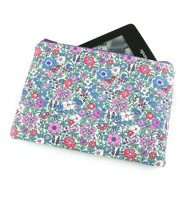 AU26 • Buy Lavender Garden Kindle Padded E-Reader Case, Paperwhite Sleeve, Amazon Oasis