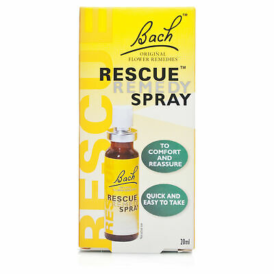 Bach Rescue Remedy Spray 20ml • 9.13£