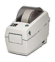 $75 • Buy Zebra LP 2824 Plus Label Bar Code Thermal Printer ONLY USB Ethernet Connection