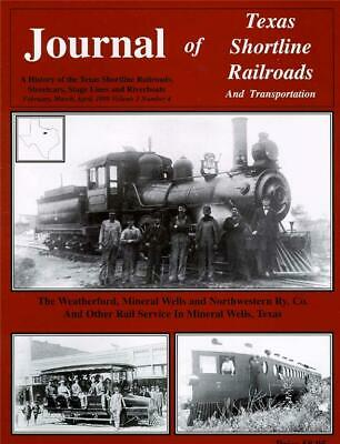 $14.99 • Buy Weatherford Mineral Wells & Northwestern Railroad Texas & Pacific History Photos