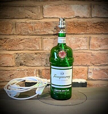Tanqueray Gin Bottle Table Lamp  • 22.50£