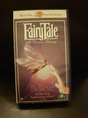 Fairytale: A True Story VHS Video Tape • 6£