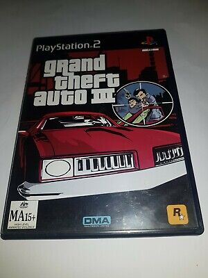 AU14.99 • Buy Grand Theft Auto Iii ( 3 ) Ps2 PlayStation