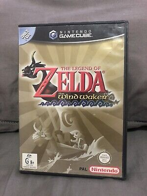 AU8.50 • Buy The Legend Of Zelda: The Wind Waker (GameCube) [PAL]