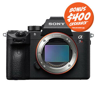 AU3838.85 • Buy Sony Alpha A7R III (BODY) ILC Camera (ILCE7RM3)