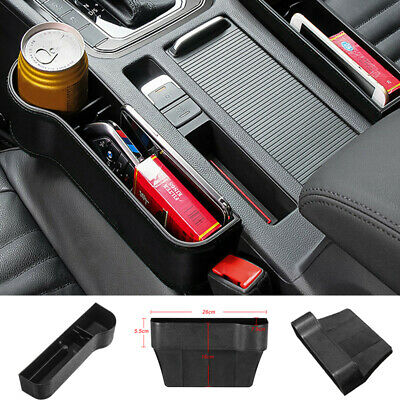 $ CDN12.40 • Buy Car Seat Crevice Box Storage Cup Drink Holder Organizer Gap Pocket Stowing Chic