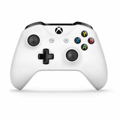 AU71 • Buy Microsoft Xbox One Wireless Controller - White