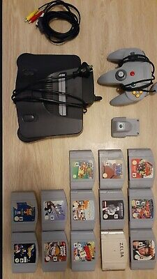 AU255 • Buy Nintendo 64 Console And Games