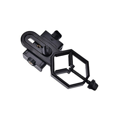 Cell Phone Adapter Holder Mount Binocular Monocular Spotting Scope Telescope  KY • 7.56£