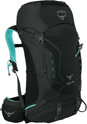 $60 • Buy OSPREY Women's KYTE 36 Backpack Teal Gray XS/S Only Used Once