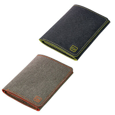 AU23 • Buy Go Travel Micro Wallet RFID Protection Compact Credit Card Wallet/Purse