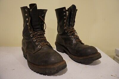 $63 • Buy Red Wing Logger/ Wildland Firefighting Boots Nice 10C