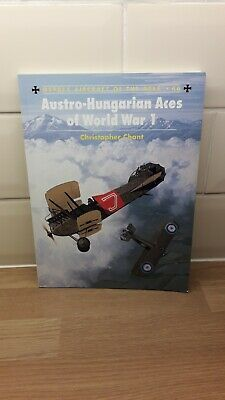 Austro-Hungarian Aces Of World War 1 • 6.99£