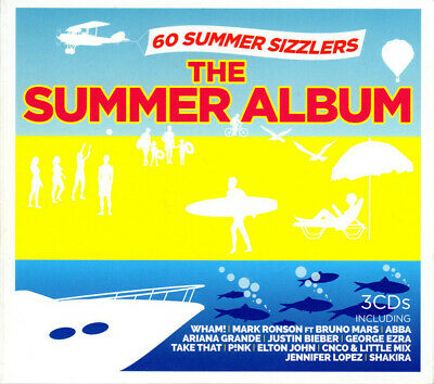 £2.50 • Buy The Summer Album (Various Artists) [New & Sealed] 3CD