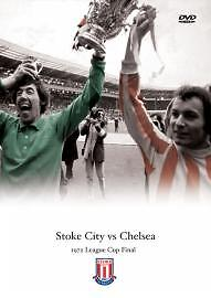 1972 League Cup Final Stoke City V Chelsea DVD - FAST FREE UK P&P • 11.75£
