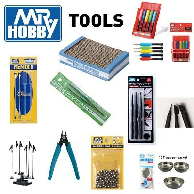 £16.99 • Buy Mr Hobby Model Making Tools + Accessories - Choose Tools - QUICK DISPATCH