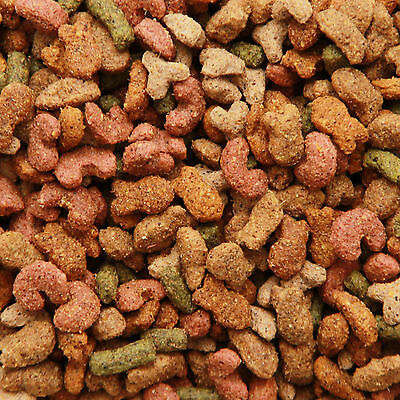 Complete Dry Adult Cat Food Mix With Fish, Chicken & Vegetable Nutritious Value • 14.99£