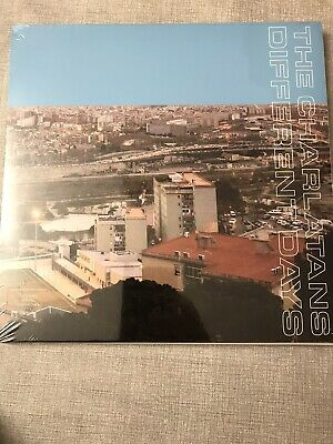 The Charlatans Different Days Lp Vinyl New Sealed • 12.99£