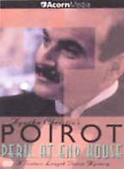Poirot - Peril At End House (DVD, 2001) • 1.94£