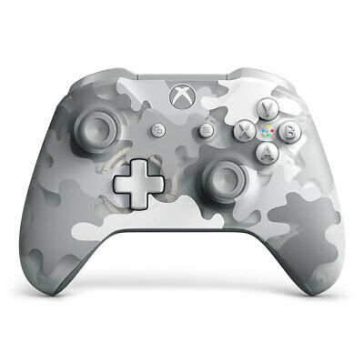 AU148 • Buy Xbox One Arctic Camo Special Edition Wireless Controller BRAND NEW