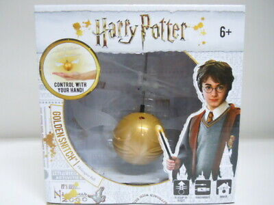 $9.99 • Buy New World Tech Toys Golden Snitch Harry Potter UFO Ball Helicopter