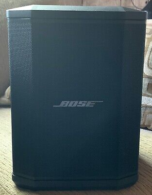 $400 • Buy Bose SP1 Pro Rechargeable Personal PA Speaker Monitor System W/cover
