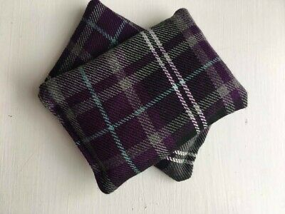 Multi Hand Warmers Wheat Bag Heat/Cool Pack Earache Raynauds Toothache Tartan  • 4.99£