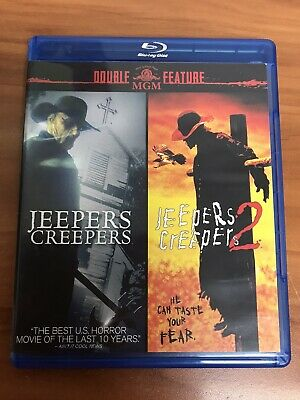 $13 • Buy Jeepers Creepers / Jeepers Creepers 2 (Blu-ray Disc, 2013, 2-Disc Set)