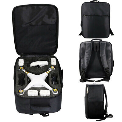 AU61.16 • Buy Carrying Shoulder Case Backpack Bag For DJI Phantom 3S 3A 3SE 4A 4 4Pro