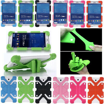 AU16.49 • Buy AU Universal Shockproof Silicone Cover Case Skin For 7.0  ~ 7.9  Inch Tablets PC