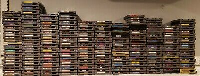 $23.99 • Buy Nintendo NES Games - Custom Game Lot - Games $2 And Up - Discount Shipping!