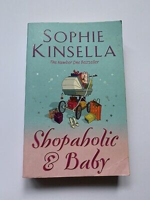 Shopaholic And Baby By Sophie Kinsella (Paperback, 2007) • 3£