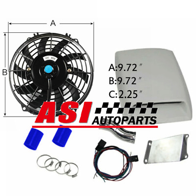 AU598 • Buy Top Mount Intercooler Kit For Toyota Landcruiser 80 100 105 Series 1HZ 1HDT 4.2L