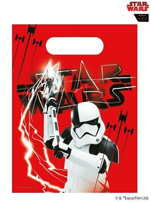 £1.45 • Buy Star Wars The Last Jedi Party Loot Goody Bags Pack Of 6