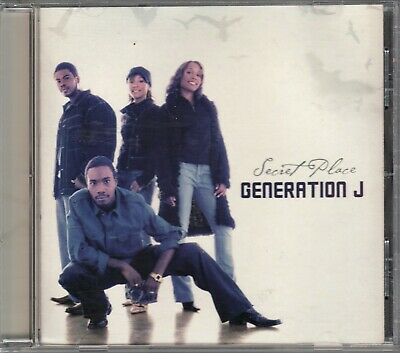 AU4.99 • Buy GENERATION J - Secret Place - CD