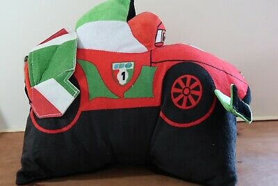 Disney Pixar Cars 2 Pillowtime Playpal Francesco Bernoulli • 14.54£