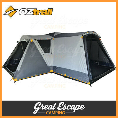 AU249 • Buy Oztrail Genesis 12P Tent - 12 Person Family Tent