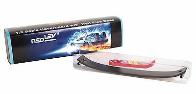 """$ CDN39.09 • Buy Back To The Future 1:8 Scale Hoverboard With 8"""" Half Pipe Base - RARE Limited"""