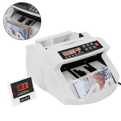 £68.99 • Buy Money Bill Note Counter Fast Currency Cash Counting Machine Bank Pound UK