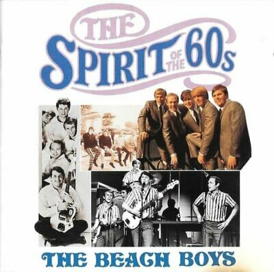 THE BEACH BOYS The Spirit Of The 60s (CD, Compilation) Pop Rock, Surf, Very Good • 6.99£