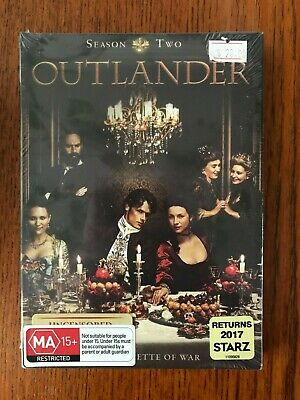 AU19.95 • Buy Outlander: Season 2 DVD Region 1 New & Sealed