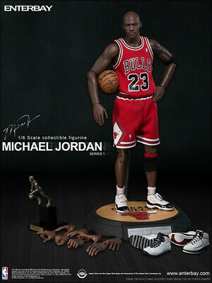 $598.88 • Buy Enterbay Michael Jordan Figure Series 1 Legend Real Masterpiece Road Version NEW